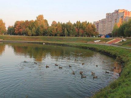 Вуфимский парк Первомайский привезут новые аттракционы