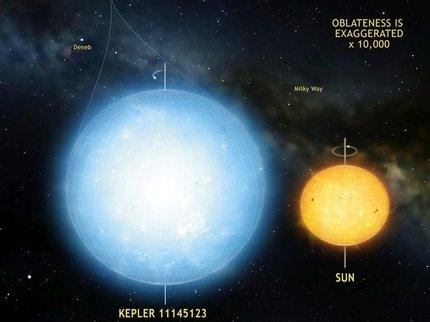 Астрономы отыскали самый круглый объект вприроде