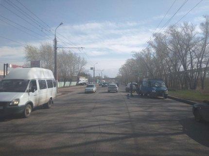 Микроавтобус попал вДТП вБашкортостане— пострадали шестеро детей