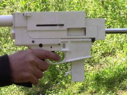 ВСША разрешили печатать 3D оружие