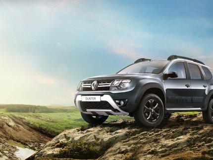 Renault Duster для приключений будет стоить дороже миллиона - Mail.ru Авто