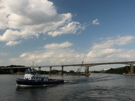 ВУфе из-за строящегося моста перекроют дороги