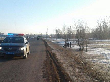 ВБашкирии сбившая пешехода женщина добровольно вернулась наместо ДТП