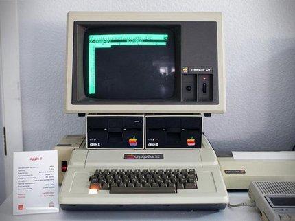 Компьютер AppleII обновился впервый раз за23 года