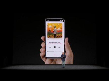 «Это наибольший  прыжок вперед»— Тим Кук обiPhone X