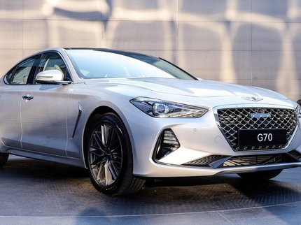 Genesis ссамого начала года воплотил в РФ неменее 900 авто