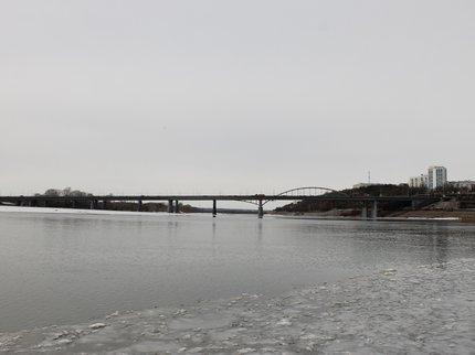ВБашкирии реки замерзают на3 недели позже обычного