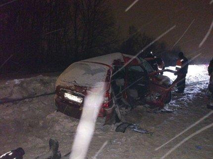 ВДТП вБашкирии погибли три человека, четверо пострадали