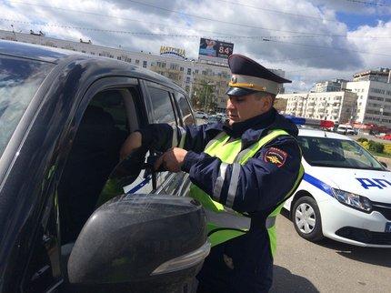 За 4 дня 767 водителей оштрафовали затонировку вИркутской области