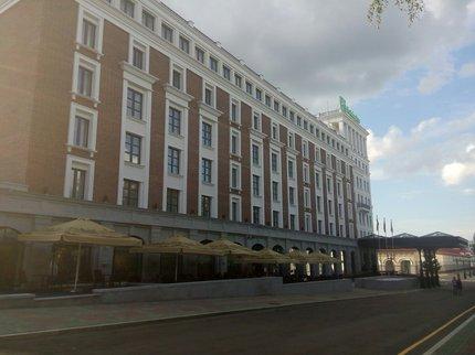 Уфимскую гостиницу застраховали неменее чем на800 млн руб.