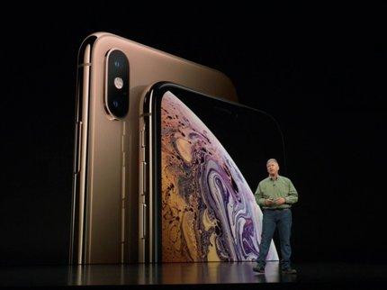 Пользователь смартфона iPhone XS нашел серьезную проблему с экраном