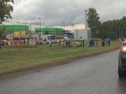 ВУфе эвакуировали гостей еще 2-х торговых центров
