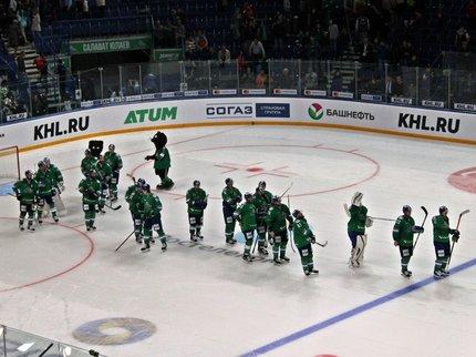 «Салават Юлаев» потерпел 3-е поражение подряд