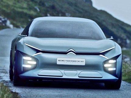 Citroen подтвердил выпуск нового флагманского седана