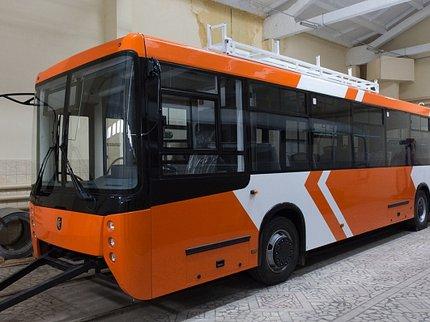 ВУфе на дорогах появятся новые троллейбусы