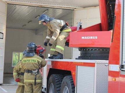ВУфе вспыхнул пожар впротивотуберкулезном диспансере из-за курившего пациента