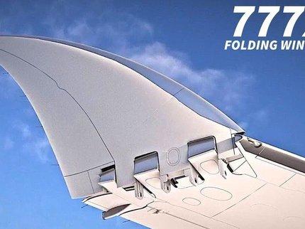 ВСША начнут серийно устанавливать складные крылья напассажирский лайнер Boeing 777X
