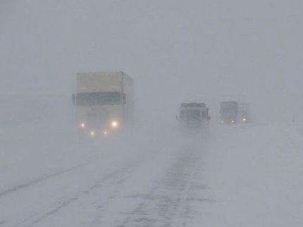 Мокрый снег ипорывистый ветер ожидаются в Беларуссии 26февраля