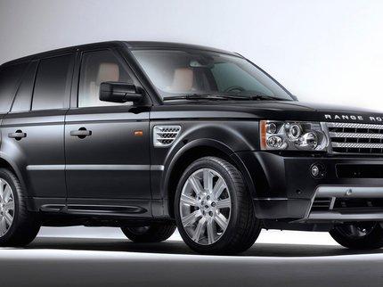 ВУфе отыскали Range Rover, угнанный три года назад из столицы
