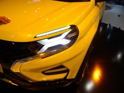 Концептуальный автомобиль Лада XCode никогда не будет серийным— волжский автомобильный завод