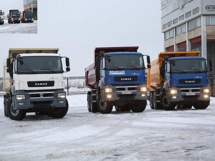 КамАЗ начнет выпускать абсолютно новые модели тяжелых грузовиков
