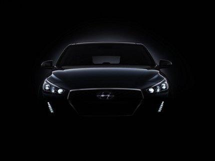 Винтернете появились официальные фото 3-го поколения Хюндай i30