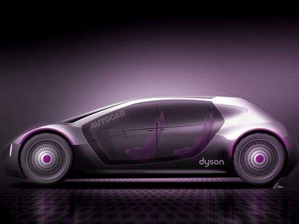 Производитель пылесосов Dyson запатентовал название для будущих электрокаров