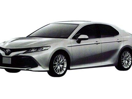 Новая Тойота Camry вскоре дебютирует вАвстралии