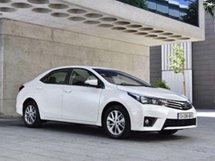 Тоёта Corolla названа наиболее популярным автомобилем вмире в2015-м году