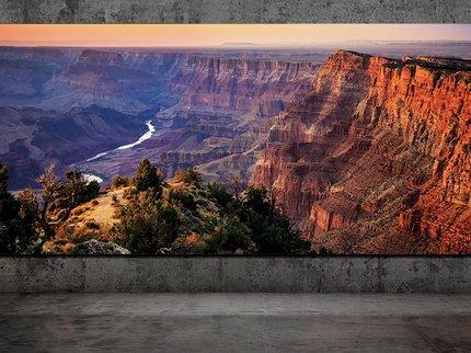 Самсунг представила телевизор диагональю 7,4 метра