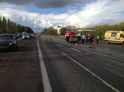 ВУфе шофёр «Шевроле Нива» насмерть сбил пешехода