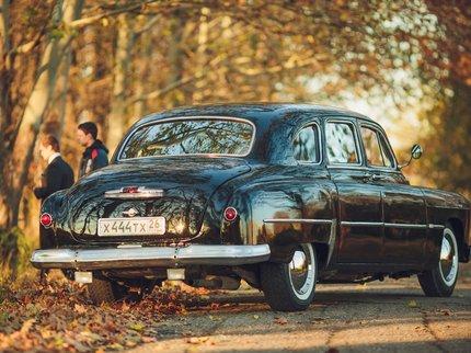 Шестиместный ЗИМ 1953 выпуска оценили в60 тыс. долларов