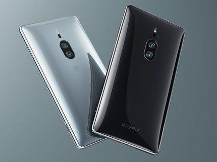 Сони запустила продажи телефона Xperia XZ2 за80 тыс. руб.