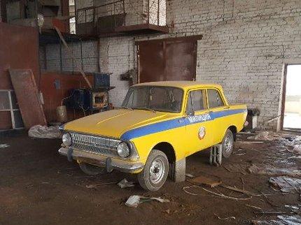 ВБашкирии работники  автосервиса похитили детали  сретро-автомобилей