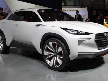 Представлен новый субкомпактный кроссовер Hyundai Kona