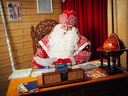 Известна дата приезда основного Деда Мороза вУфу