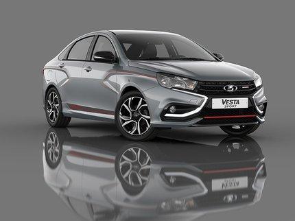 «АвтоВАЗ» впервый раз установил стоимость автомобиля Лада выше млн. руб.