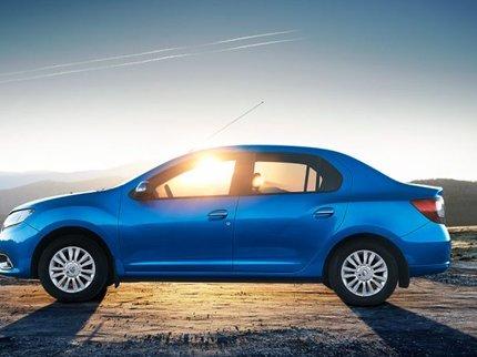 Renault Logan с новым мотором стоит от 579 900 рублей