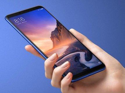Xiaomi MiMax 3 может затмить iPhone