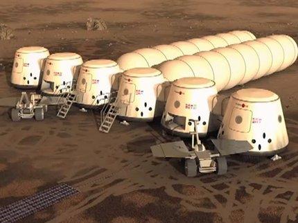 Mars One проводит очередной отбор добровольцев