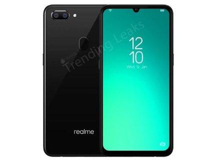 Основой телефона Realme A1 послужит процессор MediaTek Helio P70