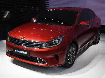 Названа дата старта продаж Kia Forte нового поколения