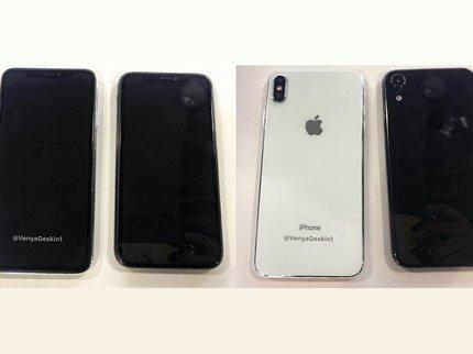 Стало известно, как будет выглядеть новый iPhone