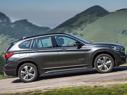 В Калининграде началось производство BMW X1 второго поколения