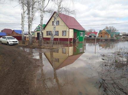 ВБашкирии подтопило 15 придомовых территорий— МЧС