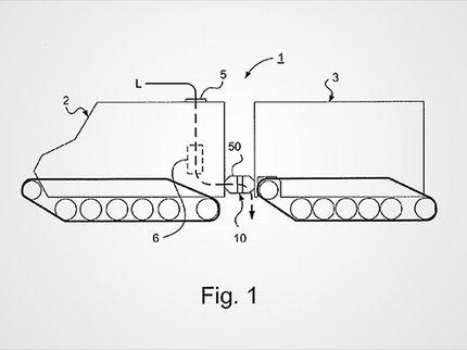 Apple получила патент наустройство для военного вездехода