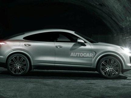 К 2018г  появится новый электромобиль Порш
