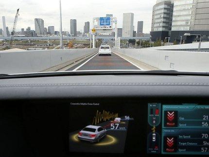 Toyota представит серийный беспилотный автомобиль до 2020 года