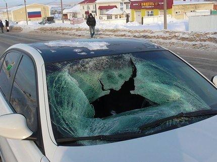ВБашкирии под колесами «БМВ» умер пешеход