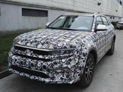 Китайская Zotye готовит кроссовер в стиле концепта Volkswagen